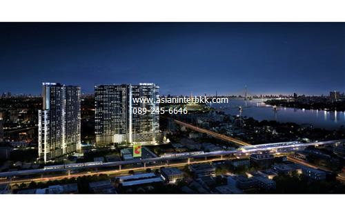 出售好投资Bangsue高层公寓